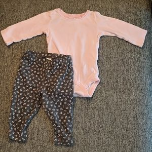 6m Carter's Outfit